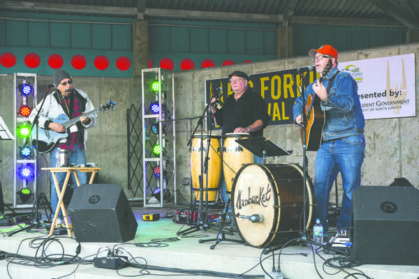 Big Forkin Festival showcases local talent