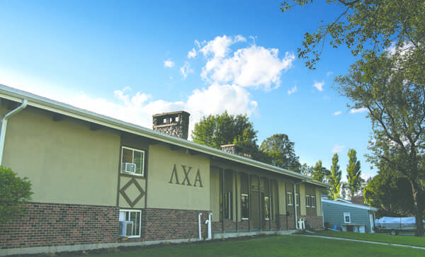 Fraternity cleared of allegations