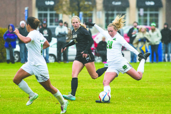 Soccer continues its slide against ISU