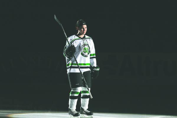 Halli Krzyzaniak: The life of an  international hockey star