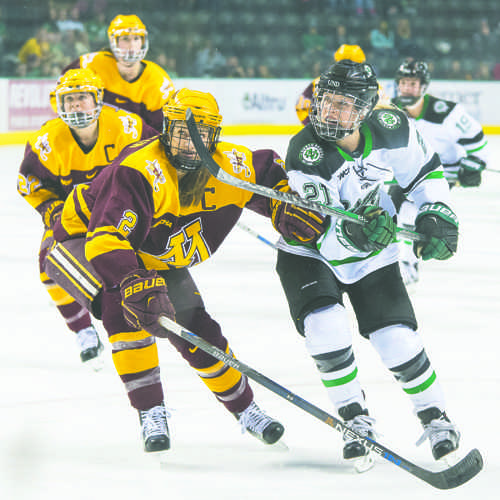 Green and White splits rivalry matchup