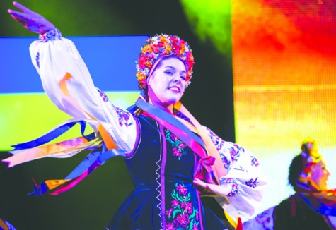 Annual Feast of Nations hosted in Grand Forks