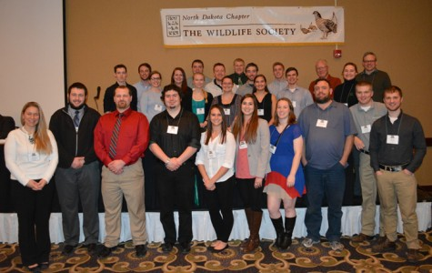 Students win awards at wildlife conference