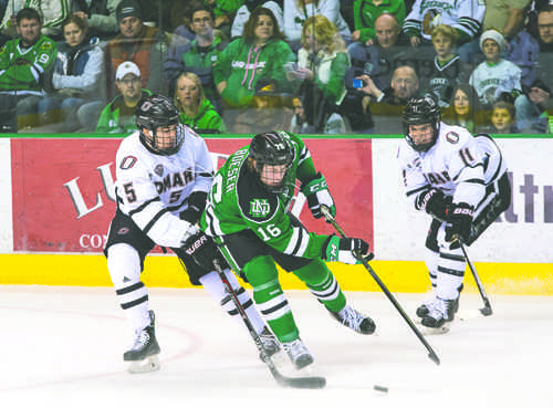Men's hockey one win away from Penrose Cup