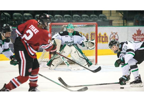 Women's hockey ends season with tough loss to Gophers