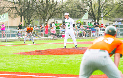 Baseball readies for first home series