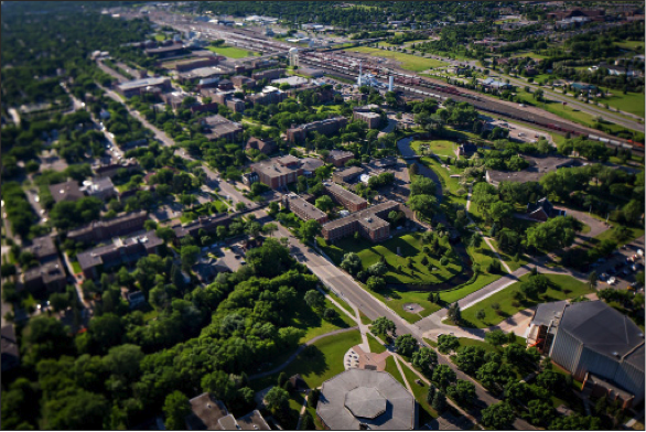 Grand Forks makes list of top college towns