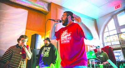 Grand Forks hosts hip-hop festival