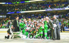 Hawks end 16-year title drought