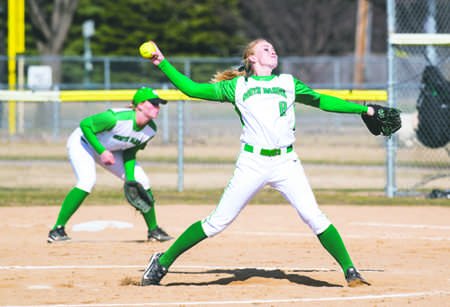 Softball continues to struggle in the cold