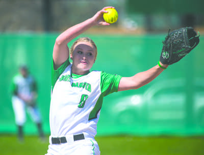 Weekend series ends in defeat for UND softball