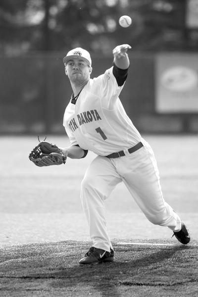 UND baseball leaves its mark one swing at a time
