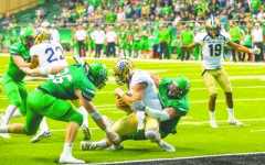 UND athletes headed to the big leagues