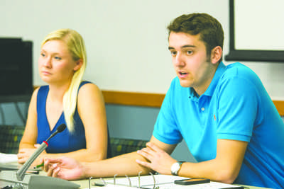 Student Government: A voice for students