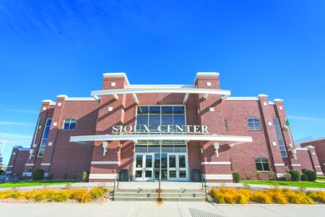 Betty Englestad Sioux Center awaits students