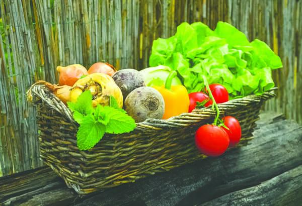 Organic vegetables. Phto courtesy of pixabay.com