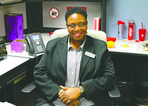 Sandra Mitchell is the Associate Vice President for Diversity and Inclusion.