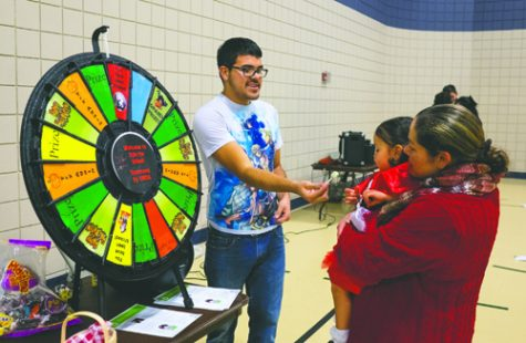Halloween carnival held for kids at UND Wellness Center