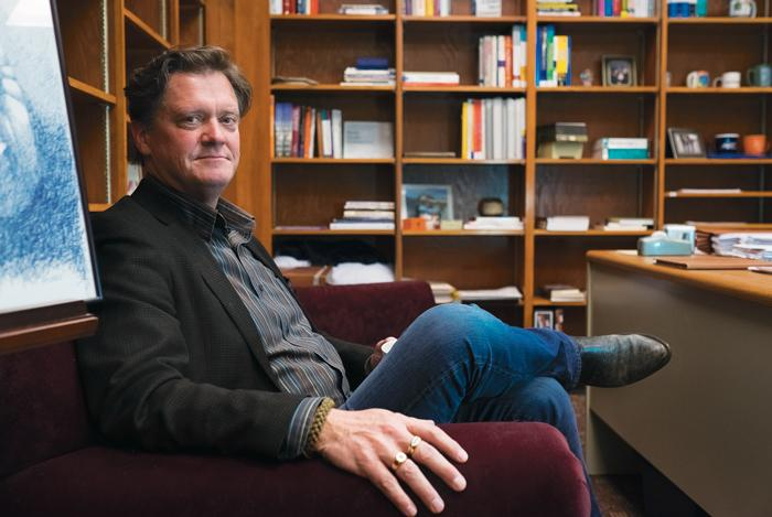 Timothy OKeefe is the chair of the information systems and business education department at UND.