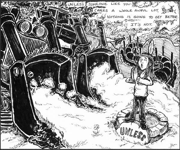 Green Rabbit Press Comic #5