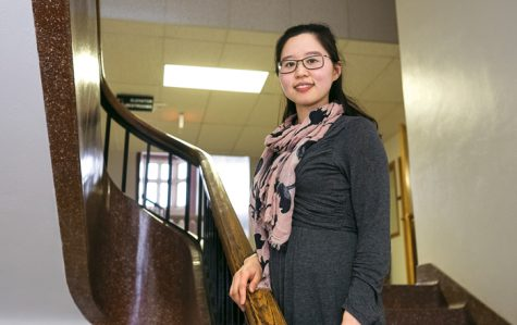 Dr. Soojung Kim is an assistant professor of strategic communication within the Communication program at UND.