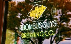 Rhombus Guys Brewing Company is Grand Forks only microbrewery.