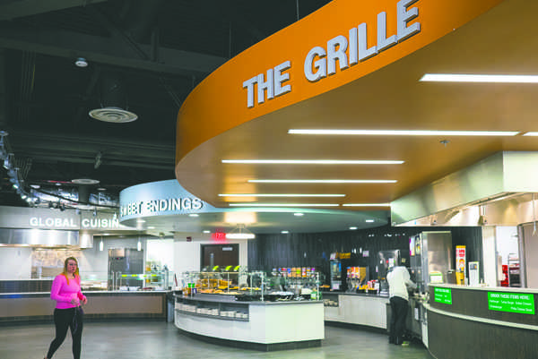 Wilkerson+Commons+dining+center+offers+many+options+to+the+UND+community.+Nick+Nelson%2F+Dakota+Student
