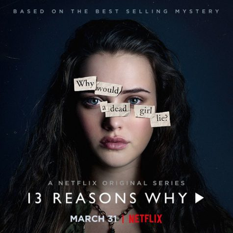 The emotional TV series, 13 Reasons Why, was released on Netflix on March 31.