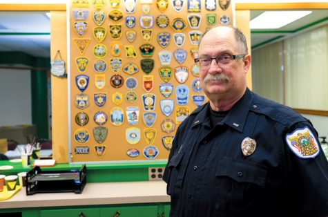 Lieutenant Don Rasmuson is a UND police officer and intellegence officer in the Department of Public Safety.