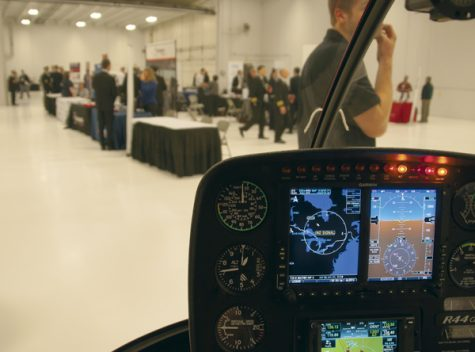 Marine aviation simulators come to campus