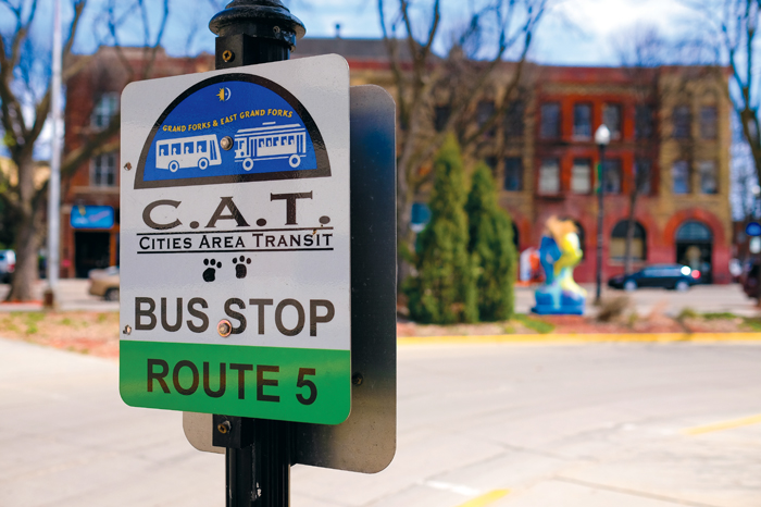 Grand+Forks+Cities+Area+Transit+%28CAT%29+bus+service+operates+bus+lines+throughout+the+community.