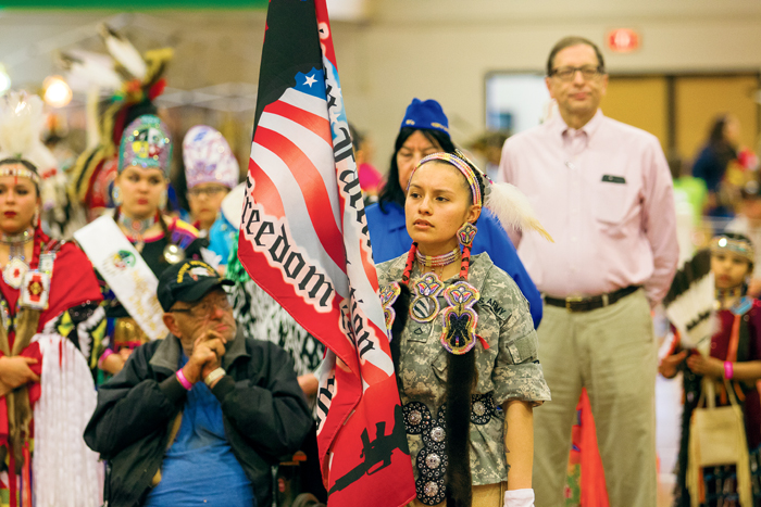 The Wacipi is the conclusion of Time Out Week at UND, and features dancers and other guests from across the nation.