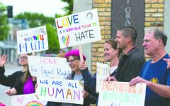 Rally for acceptance