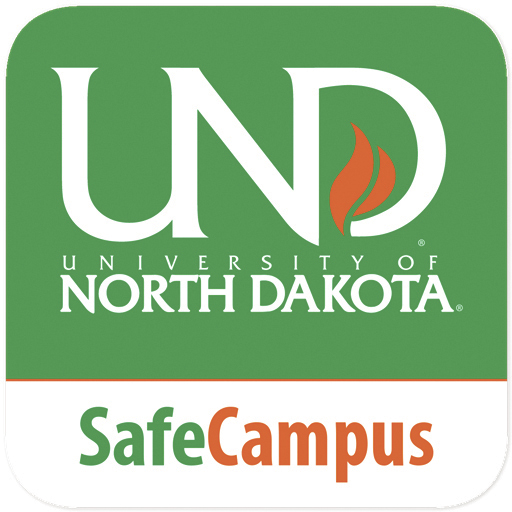 SafeCampus is a University of North Dakota safety and emergency notification app.