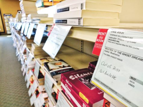 Bookstore plagued by problems
