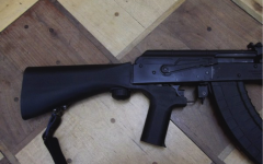Reclassification of bump stocks