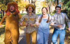 Wizard of Oz at the Burtness