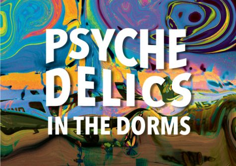 Psychedelics in the dorms