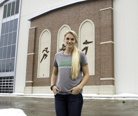 UND Intramural sports keeping students active