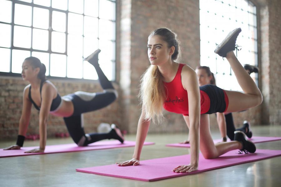 Think you're tough? Try hot yoga