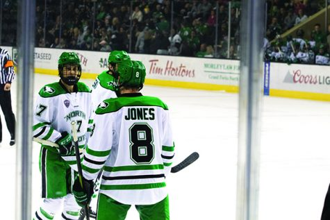 Depth of  the 2018 UND Hockey Roster Evident in OT Win