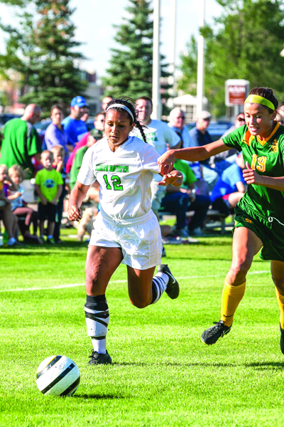 Womens Soccer wraps up first season in Summit League