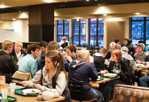 The Problem with Dining Centers
