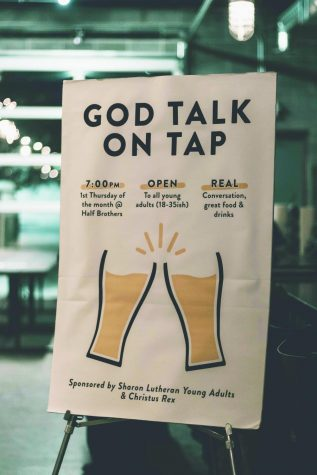 God Talk on tap