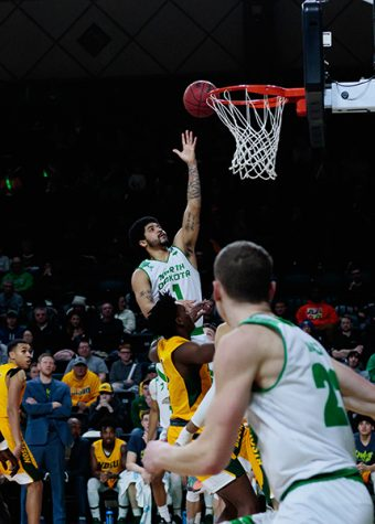 Hawks solidify No. 7 seed in Summit League Tournament