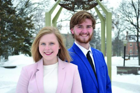 Student Senate Race Begins