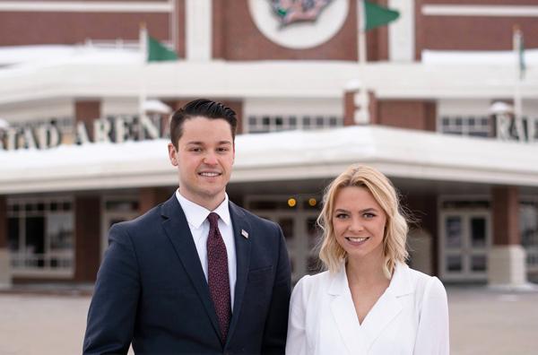 Student Senate Race Continues