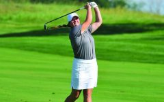 Women's golf takes sixth at conference tournament