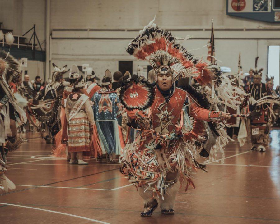 Powwow (Caitlin Collins)