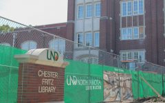 Chester Fritz Library Update